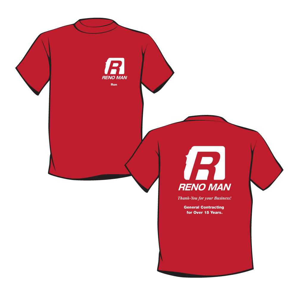 Reno Man T-Shirts