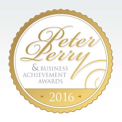 Peter Perry Awards Logo