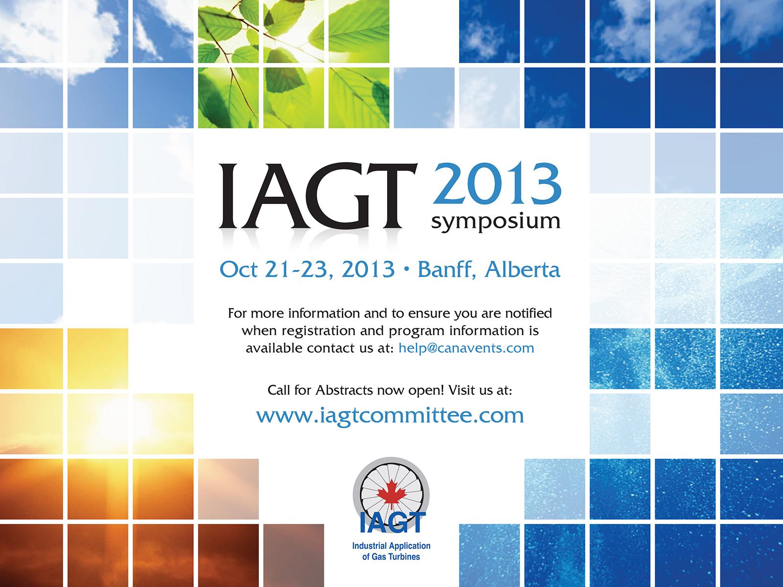 IAGT Symposium 2013