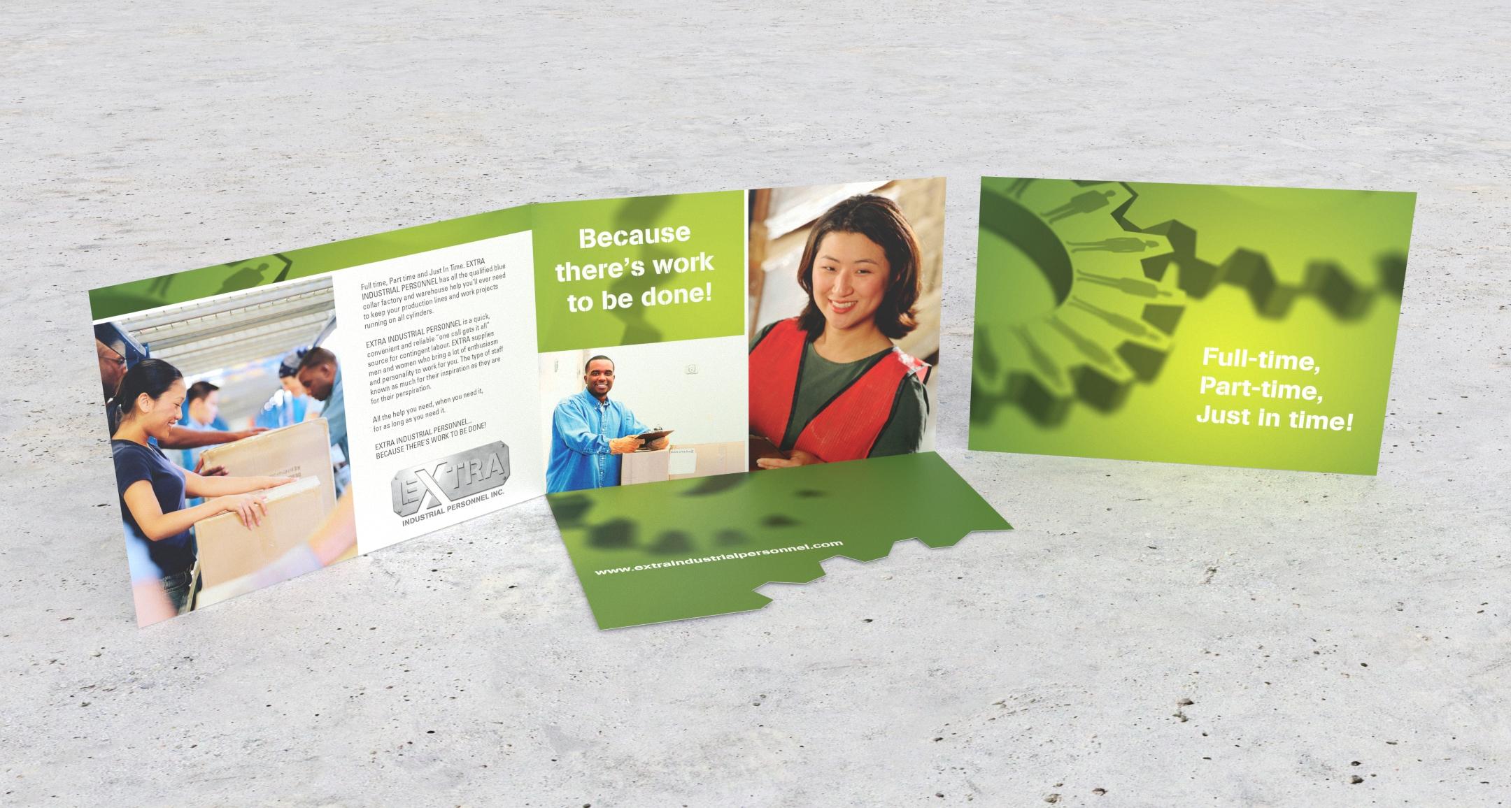 Extra Brochure