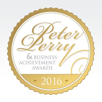 Peter Perry Awards Logo