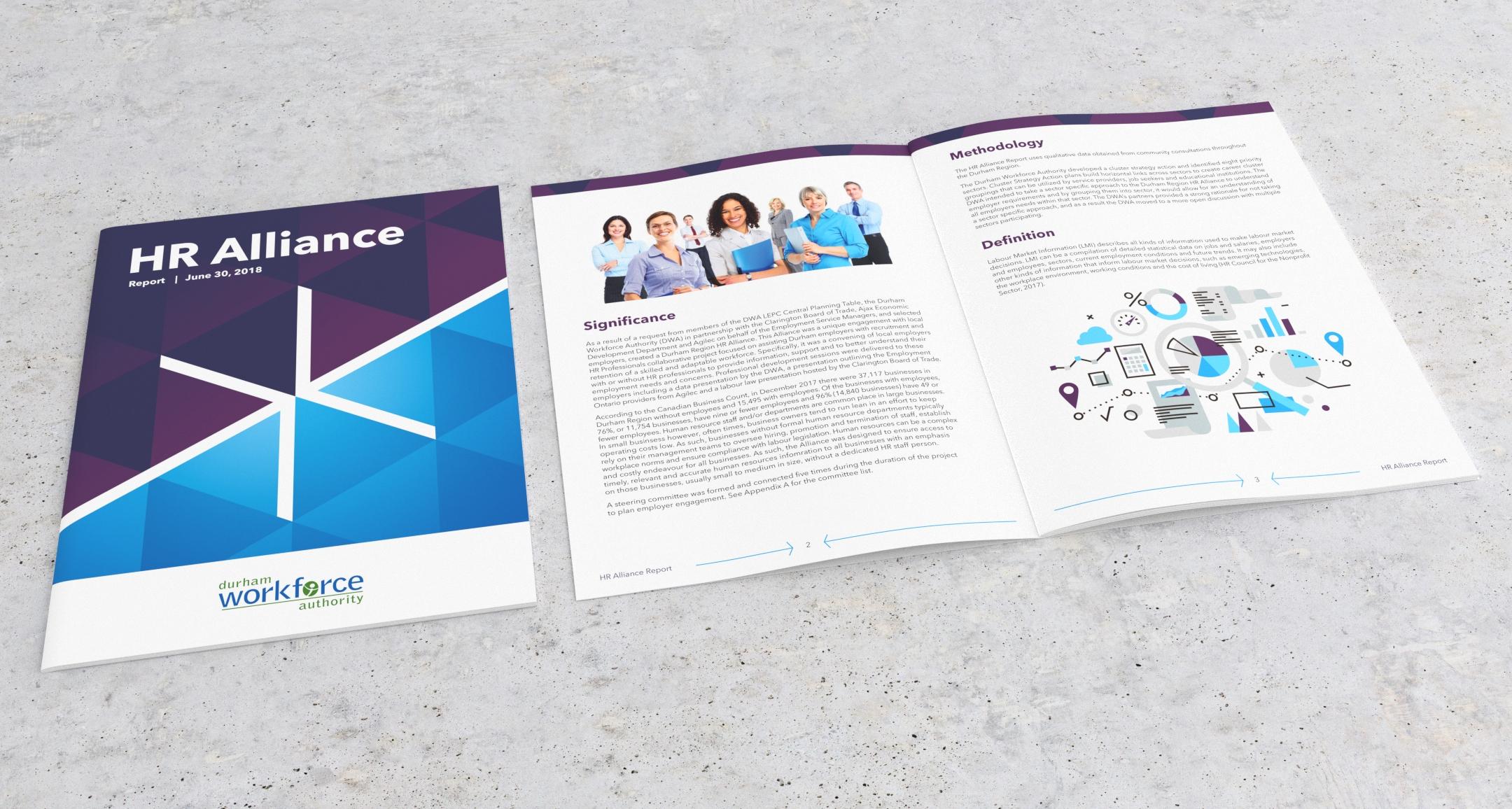 DWA HR Alliance Report